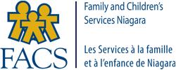 Family and Children's Services Niagara Logo