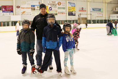 Family Day Free Skate - SNAP'd