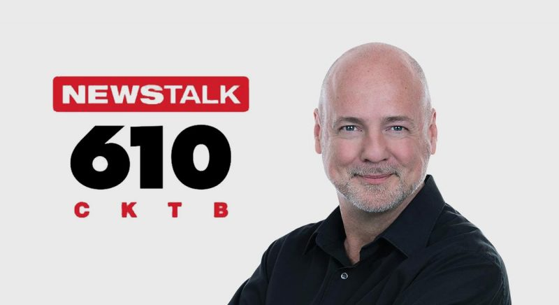 NewsTalk 610 CKTB with Tim Denis