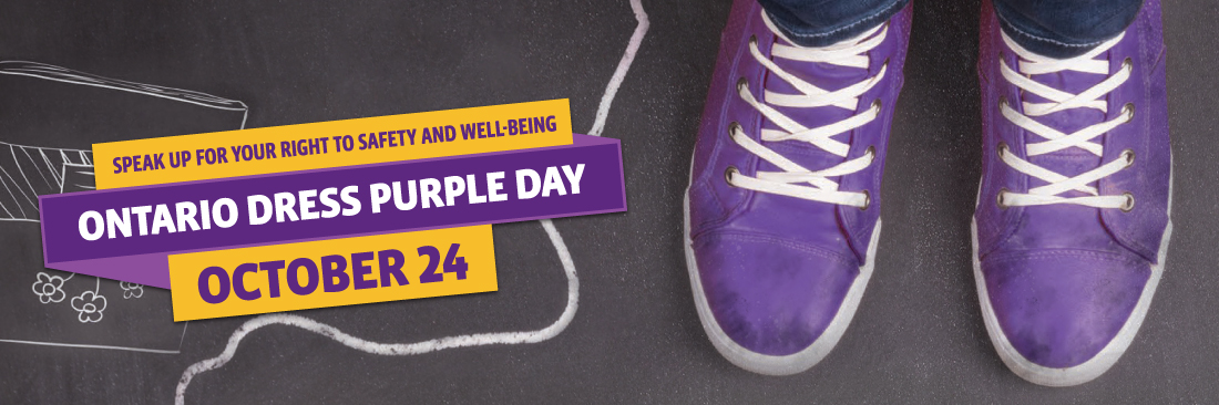 Dress Purple Day 2018